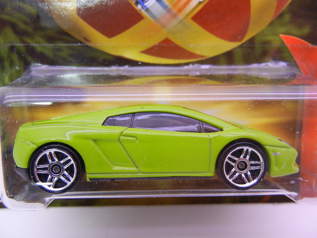 2011 hot wheels holiday hot rods lamborghini gallardo LP560-4  (2)