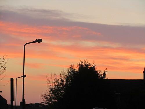 7:25 am, Finchley