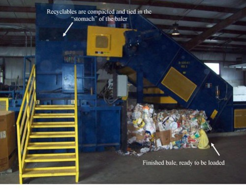 Recycling Baler (New 2011 - 3 of 3)