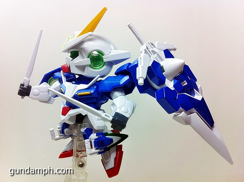 SD 00 Gundam Seven Sword G Review OOB Build GundamPH (31)