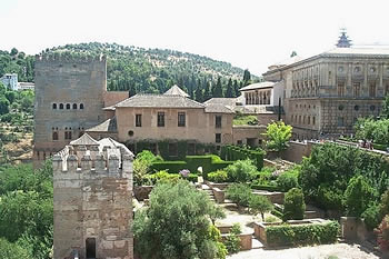 casas rurales Granada