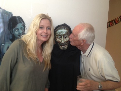 Kathleen, Buddy, John