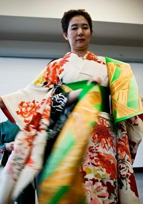SF State kimono show