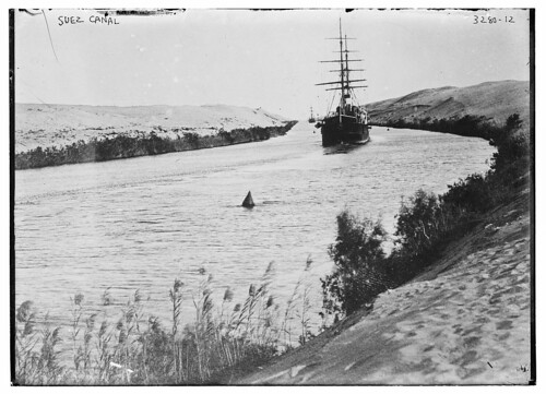 Suez Canal (LOC) by The Library of Congress