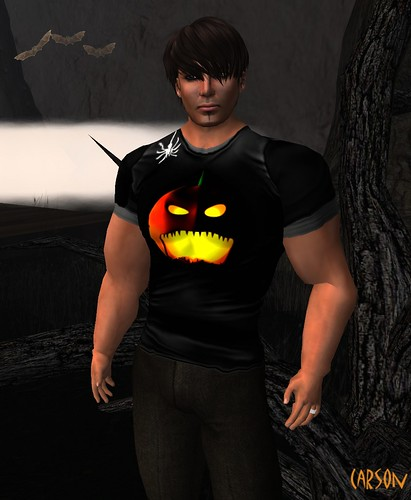 GizzA Halloween T-Shirt Male