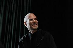 Steve Jobs at iPad announcement 2010