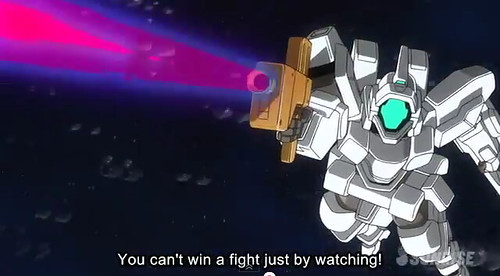 Mobile Suit AGE  Episode 4  White Wolf  Youtube  Gundam PH (5)