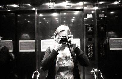 elevator portrait