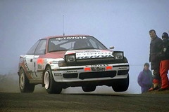 Toyota Celica GTFour - Montecarlo 1991