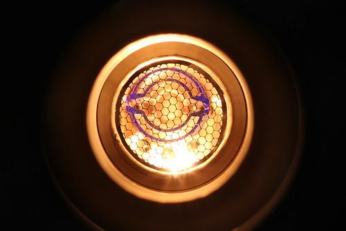Gauge View Hot Cathode (Ion Gauge)