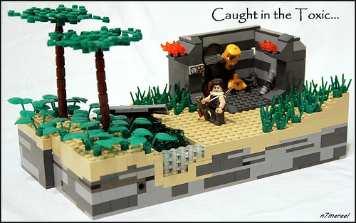 Caught in the Toxic...     (Toxic-Apoc-MoC) by n7mereel