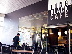 Long Black Cafe, Centros, Biopolis