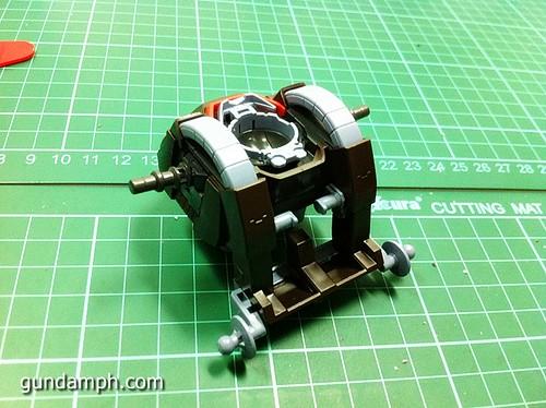 MG Rick Dias Quattro Custom RED Review OOB Build (10)