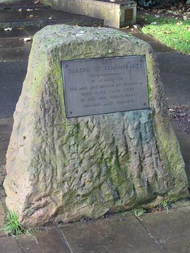 Billingham War Memorial