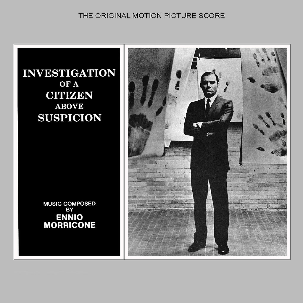 Ennio Morricone - Investigation of a Citizen Above Suspicion
