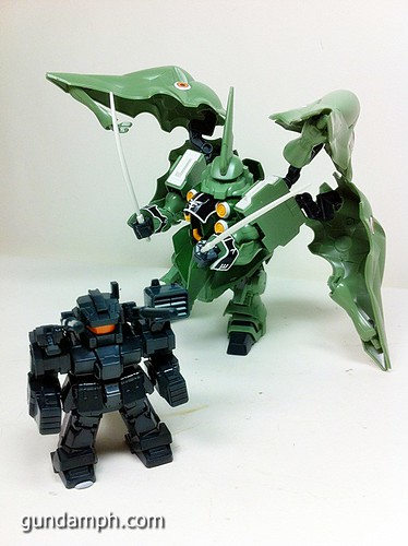 SD Kshatriya Review NZ-666 Unicorn Gundam (53)