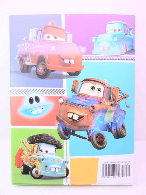 disney cars toon maters treasury of tall tales (2)