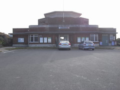 Bishopstone art deco station