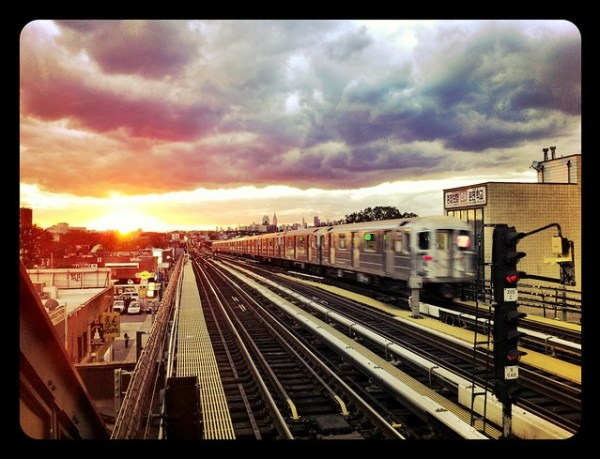 Postcards sunset