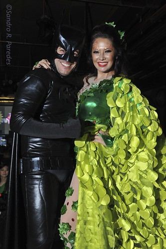 Batman and Ruffa by sandro.paredes