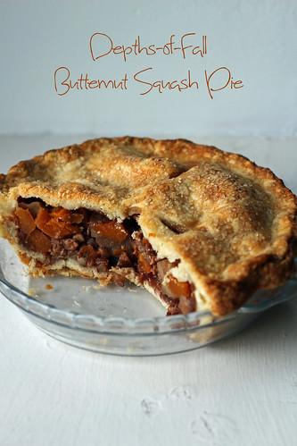 depths-of-fall butternut squash pie