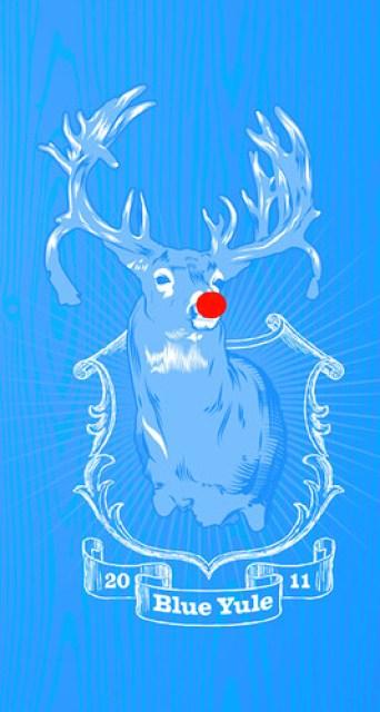 16th Annual Blue Yule! Art the MAC in Dallas