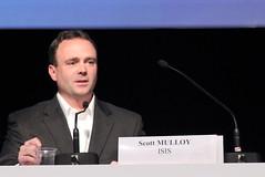 Scott Mulloy, ISIS