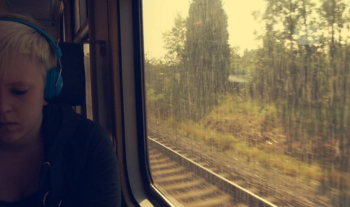 Music and trains go perfect together