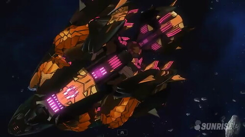 Mobile Suit AGE  Episode 4  White Wolf  Youtube  Gundam PH (2)