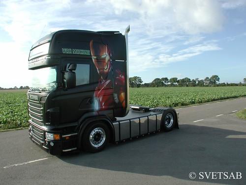 For Sale..... Scania R 730 War Machine