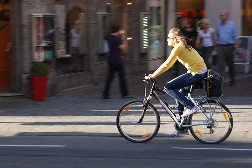 Innsbruck cycle chic