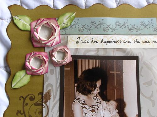 Scrapbook: I was Her Happiness