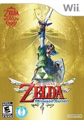51 - The Legend of Zelda: Skyward Sword Pal Wi...