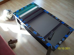 taula leds 40