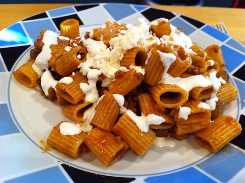 moussaka pasta