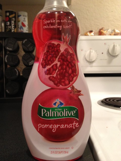 Palmolive: Pomegranite Dish Liquid