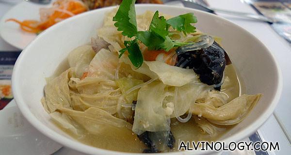 Peranakan Chap Chye (mixed veggies)