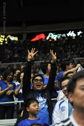 UAAP Finals (Game 2) by sandro.paredes