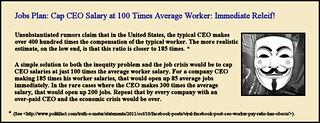 More Jobs Plan
