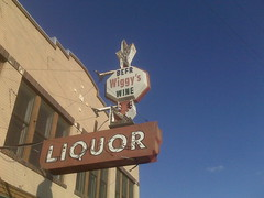 """Wiggy's Beer, Wine & Liquor, Austin, TX • <a style=""""font-size:0.8em;"""" href=""""http://www.flickr.com/photos/41570466@N04/6266771149/"""" target=""""_blank"""">View on Flickr</a>"""