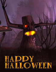 Prim Perfect: Issue 37 - October 2011: Happy Halloween!