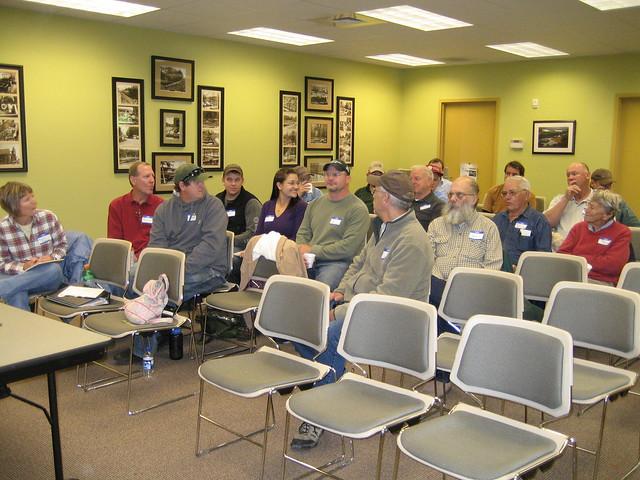 WSPSS Fall 2011 Meeting