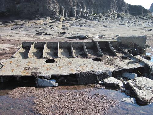 Rohilla Wreck - Saltwick Nab