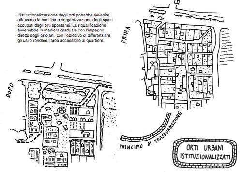 mappa del Parco Agricolo del Sangone 3