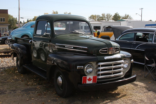 1950 Mercury M-47 truck