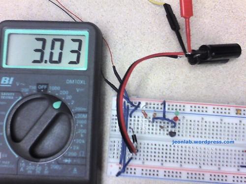 supercap light prototype_unplug n discharged