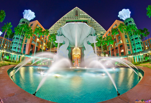 Dolphin Resort at Walt Disney World
