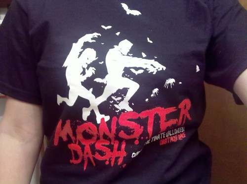 Monster Dash shirt