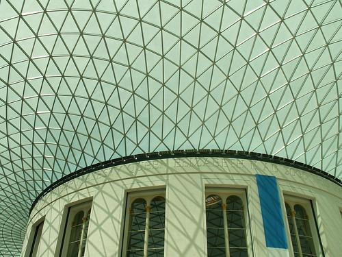 Juillet 2006 Londres - British Museum