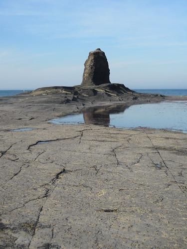Black Nab - Saltwick Bay